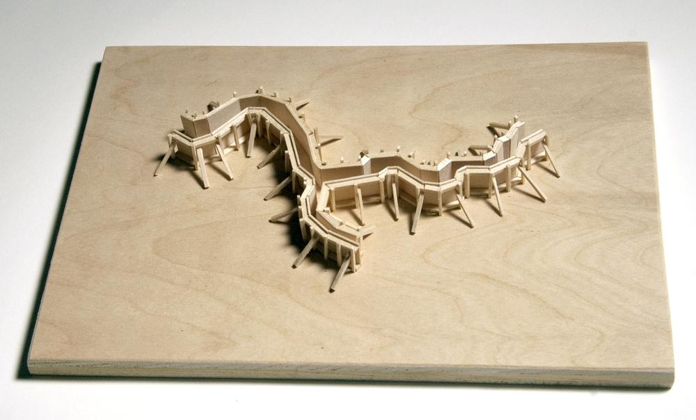 Fabulous Small Wooden Sculptures — Fritz Horstman YW15