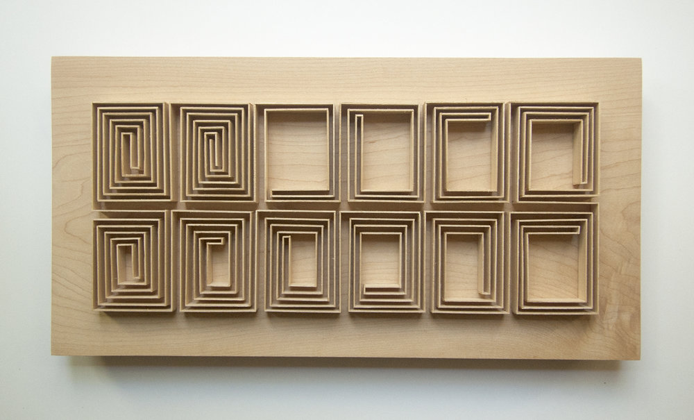 Finest Small Wooden Sculptures — Fritz Horstman LL17