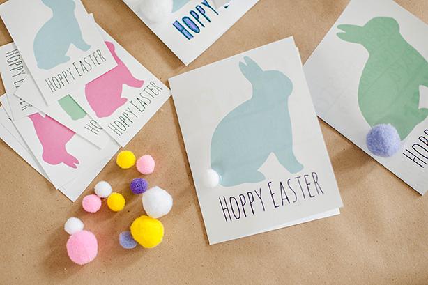 FREE Printable Easter Cards DIY