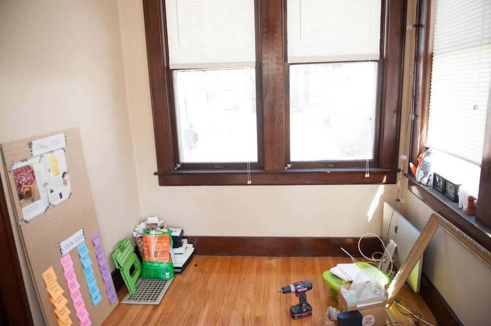 Office Makeover : Before & After