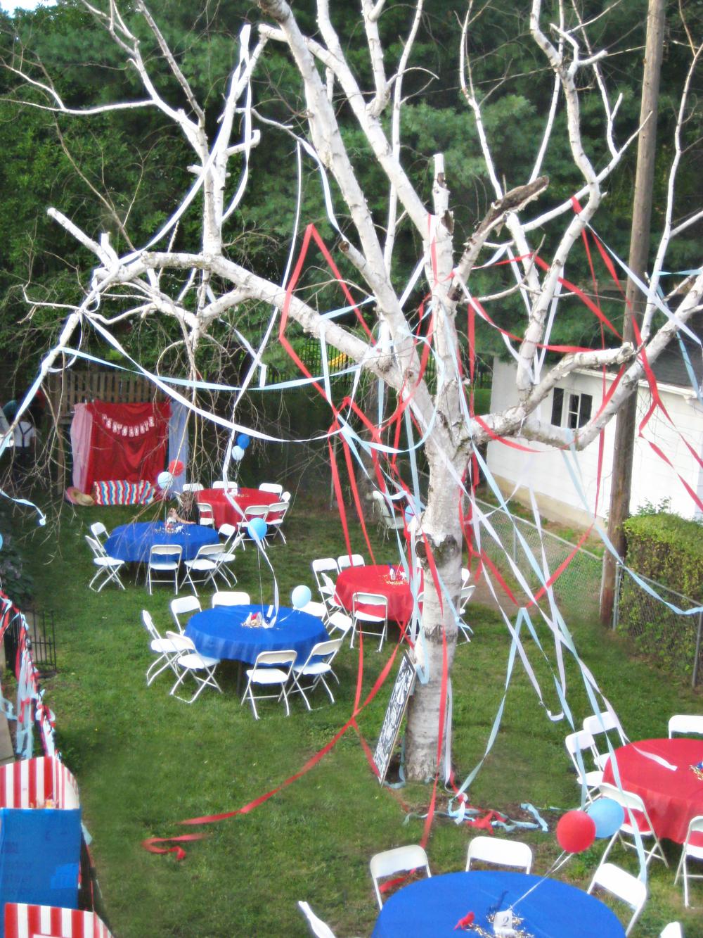 DIY Carnival Party