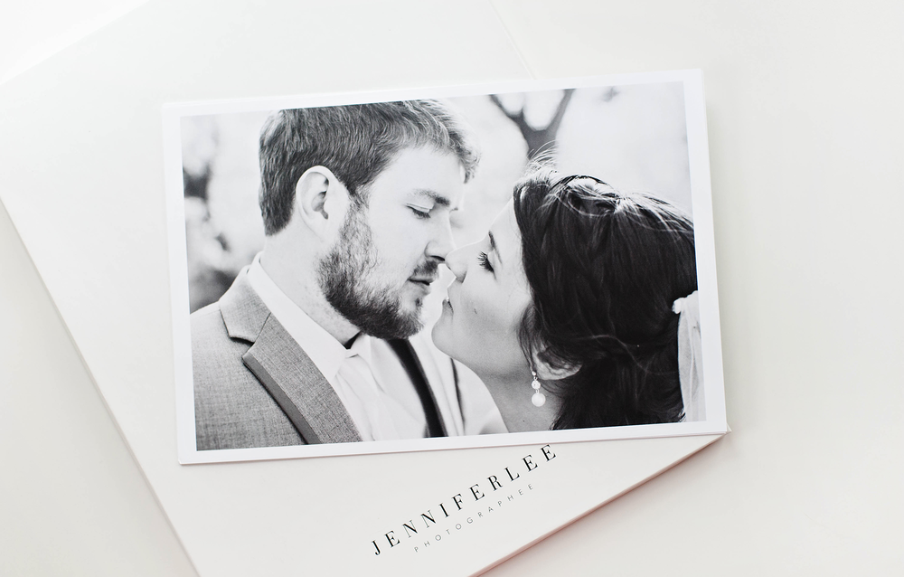 8x12 Print with white border