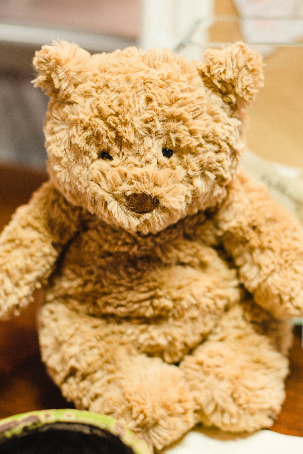 Name the Teddy Bear Baby Shower Game