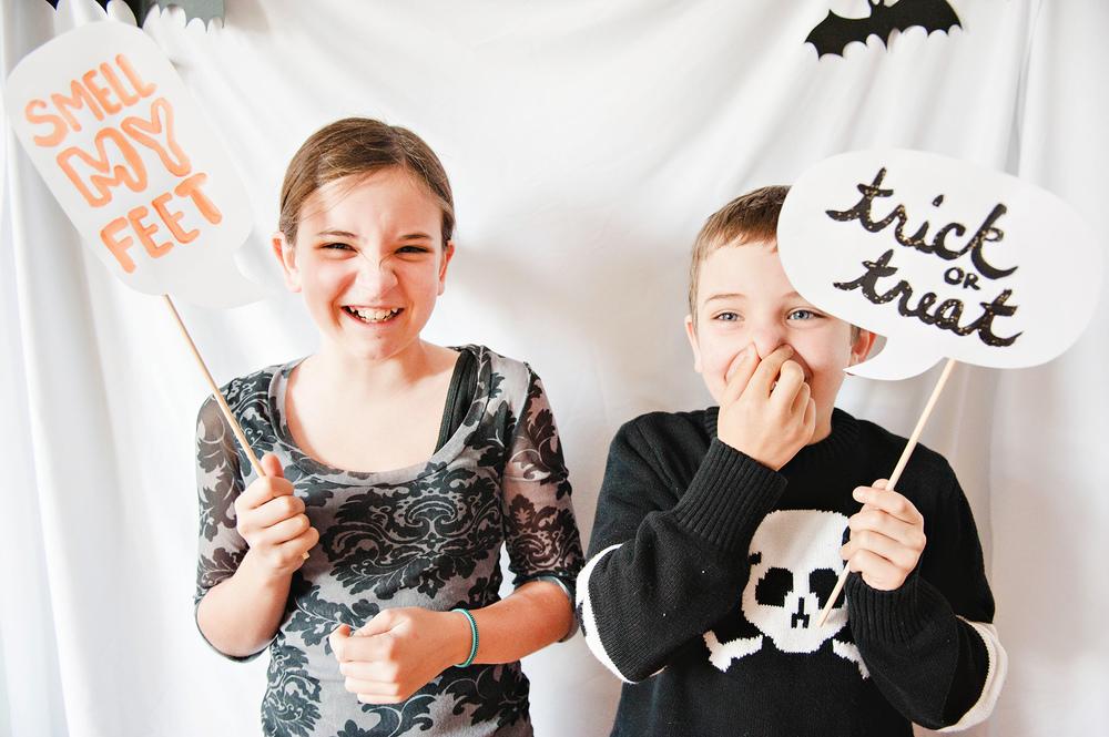 Kids Halloween Activity Game