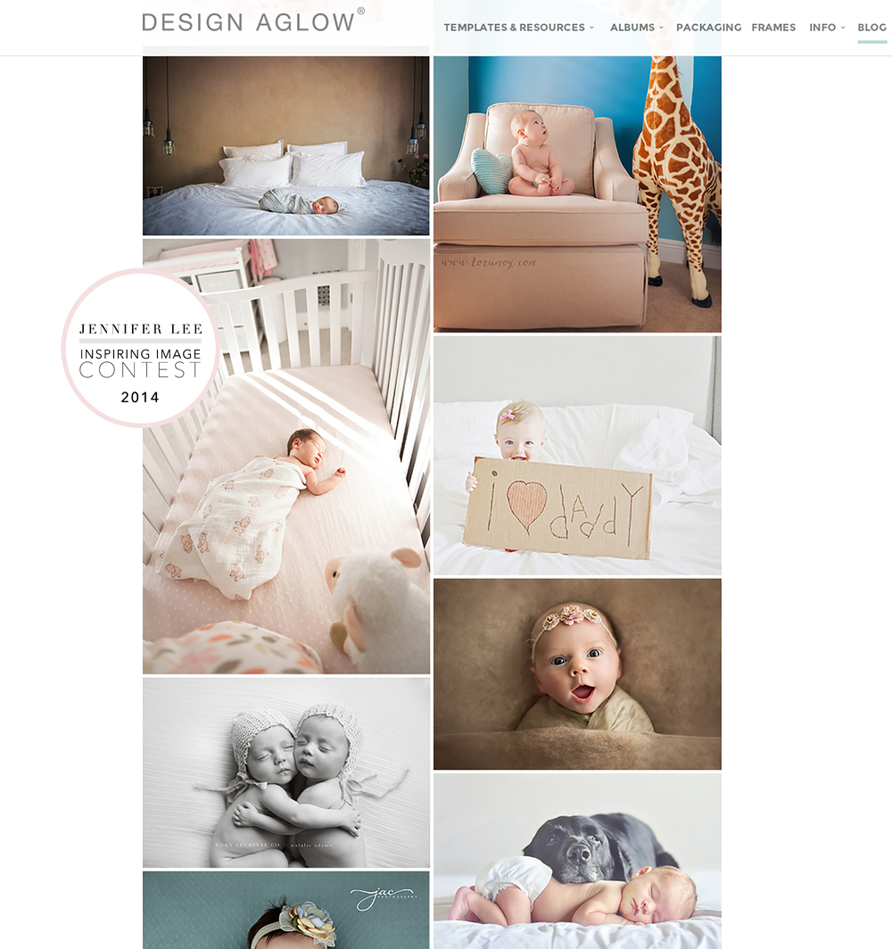 Design Aglow Inspiring Image Baby Contest