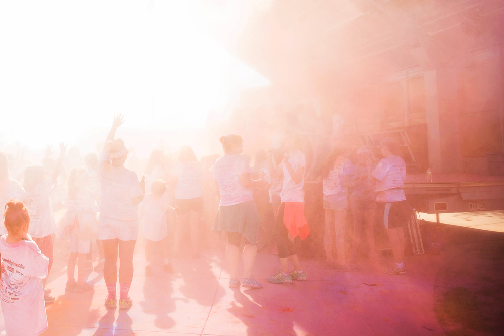 Quincy, IL Big Color Run 5K