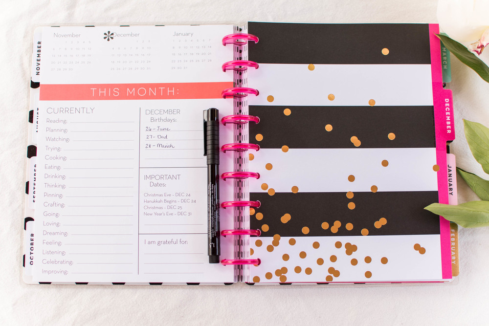 The Happy Planner Create 365