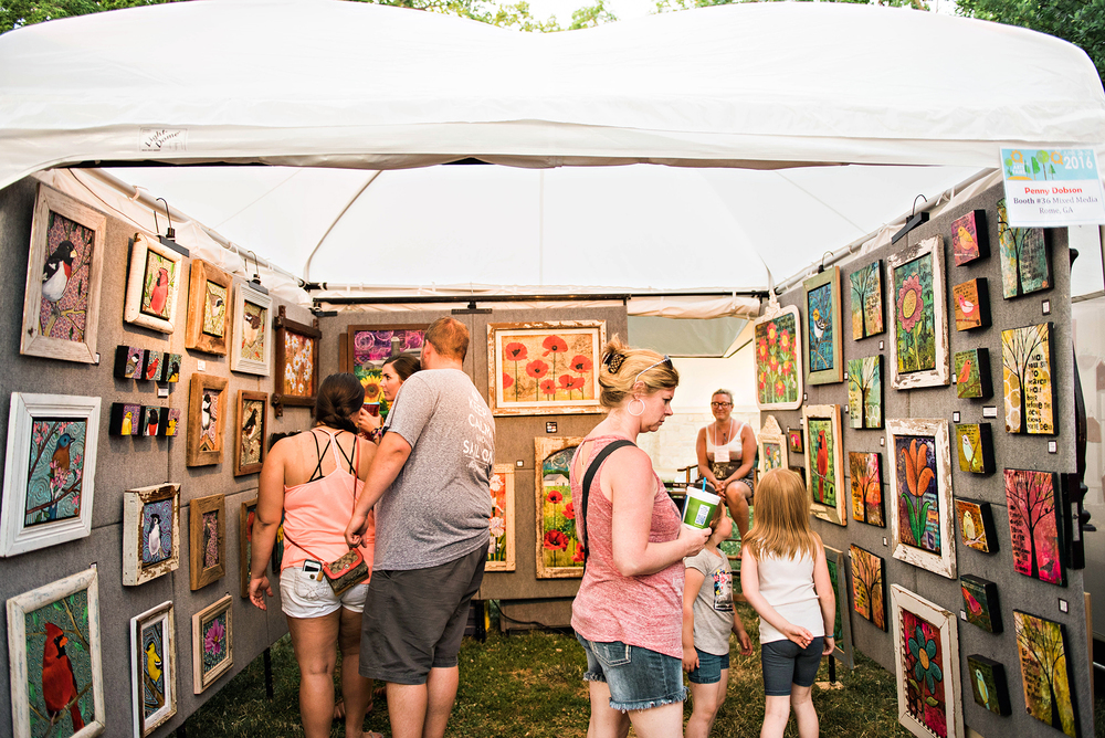 Midsummer Arts Faire Quincy, IL