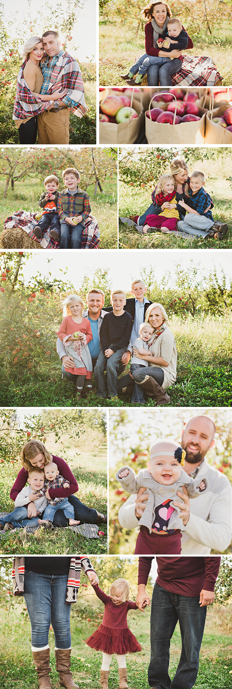 Jennifer Lee Quincy, IL Fall Mini Sessions