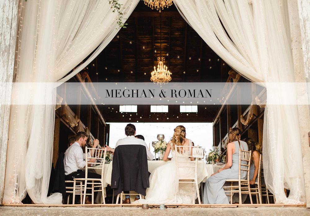 MEGHAN & ROMAN