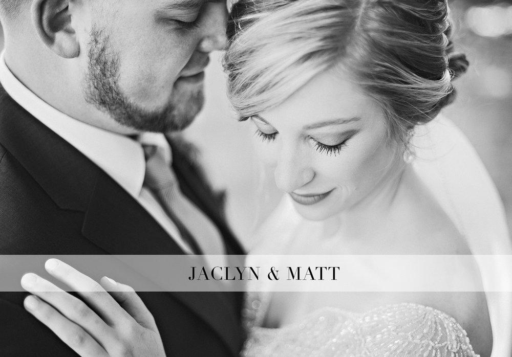 JACLYN & MATT