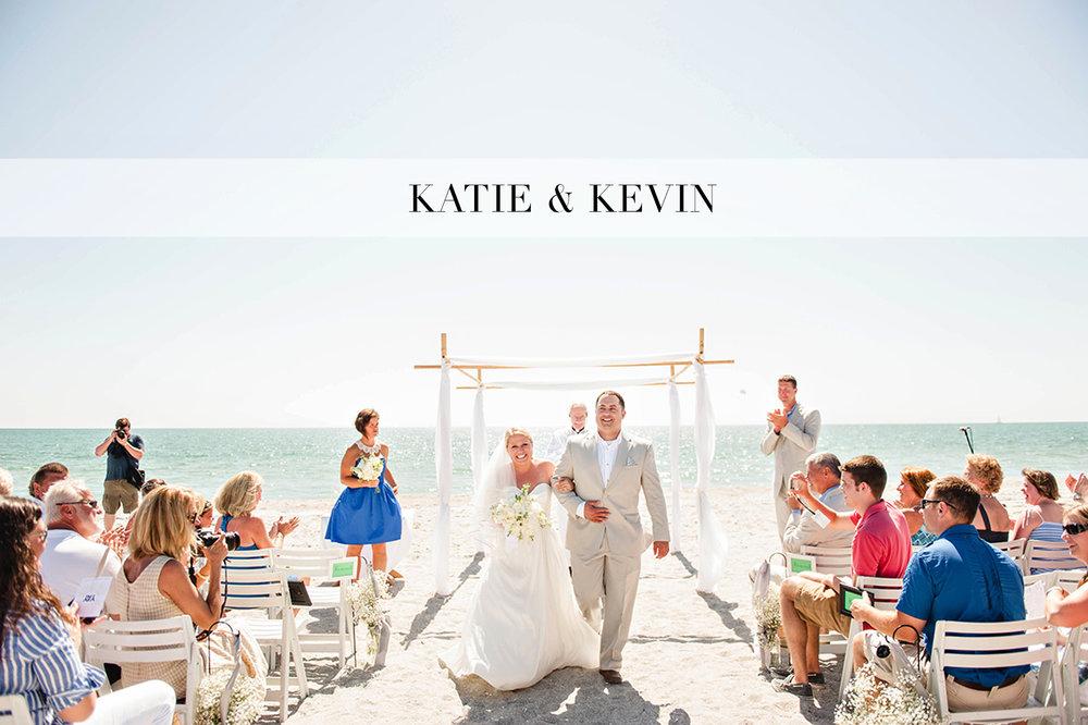 KATIE & KEVIN