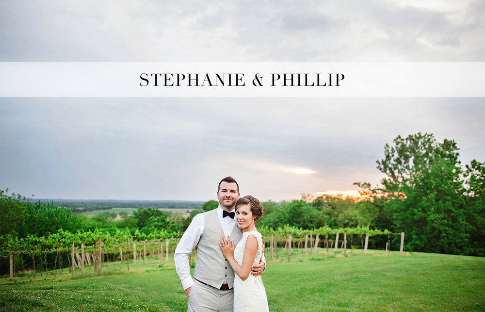 STEPHANIE & PHILLIP