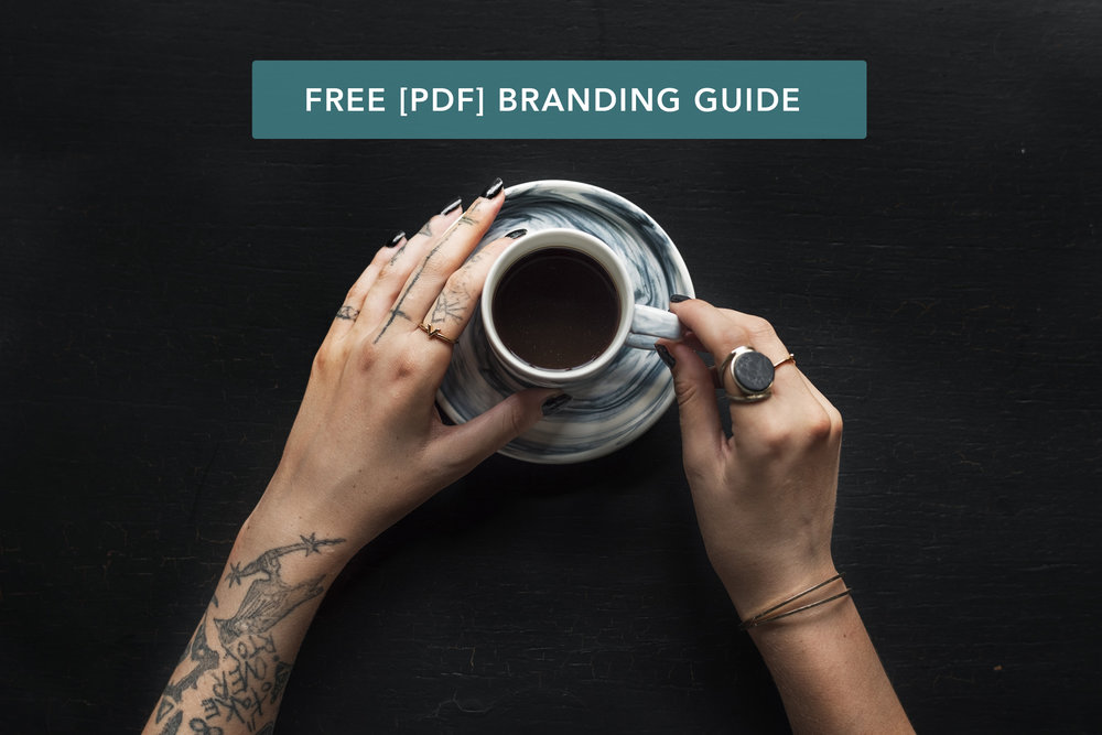 FREE [PDF] AUTHENTIC BRAND GUIDE - Spiritual Business Coaching