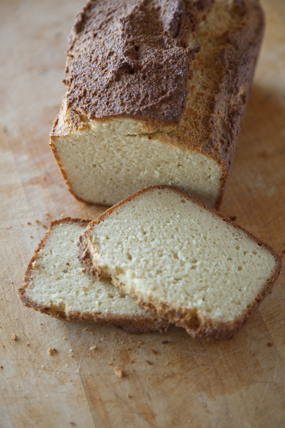 the paleo mom's yeast based almond flour bread