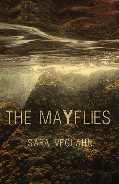 Book cover: The Mayflies