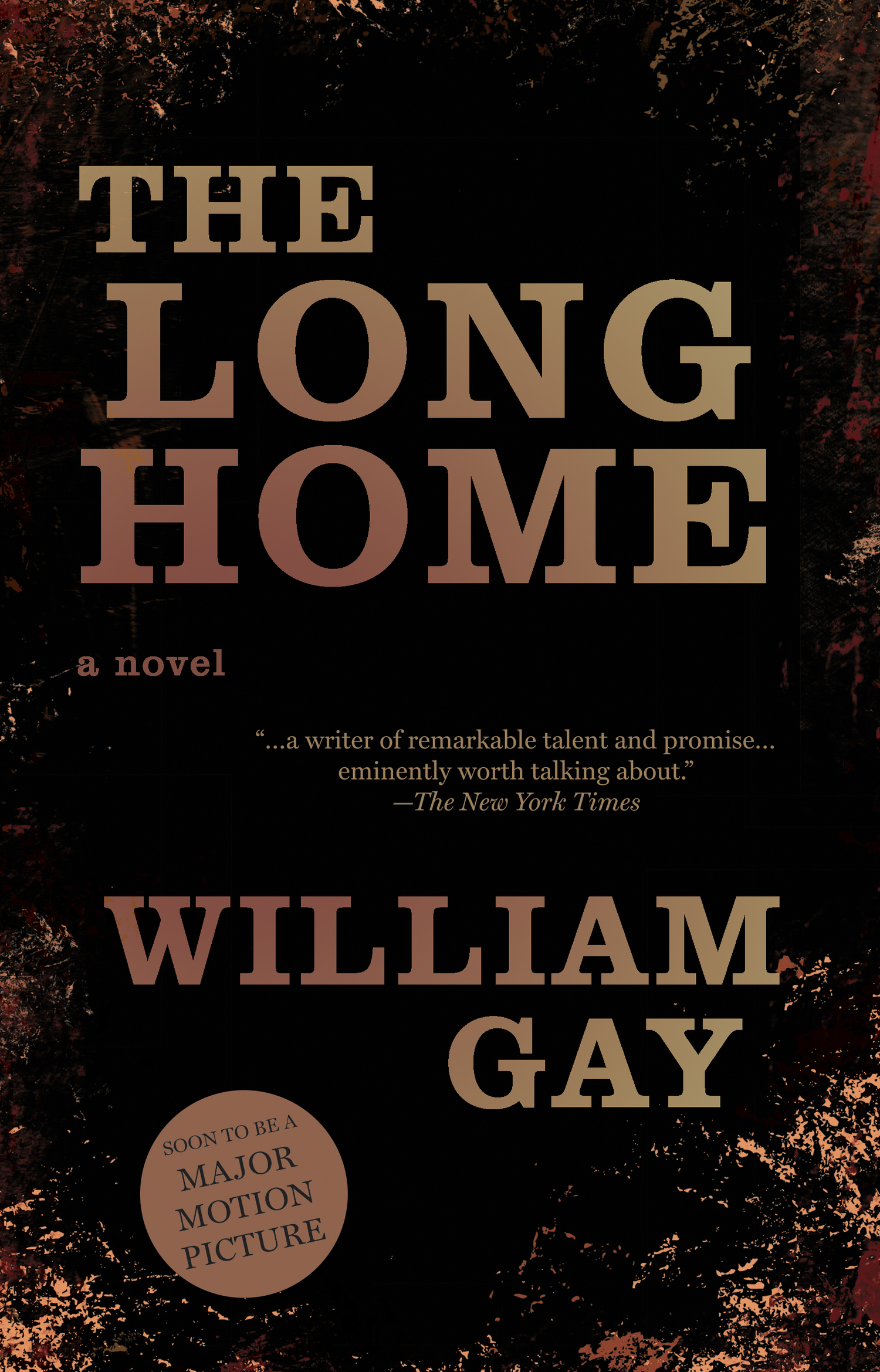 Gay  The Long Home  Final Coverg