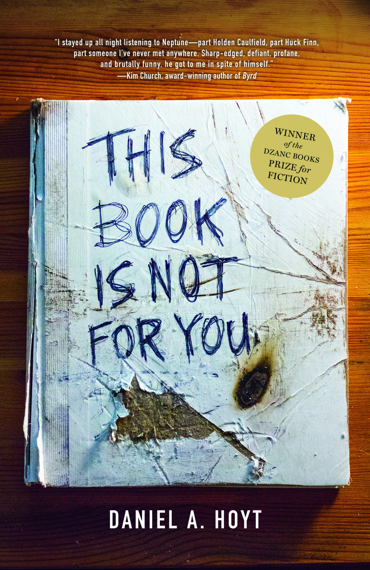 Image result for Daniel A. Hoyt, This Book Is Not for You