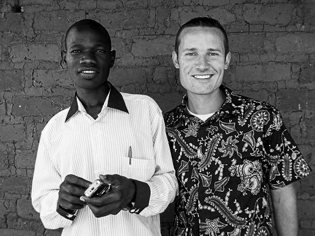 Makonis Billi and Scott