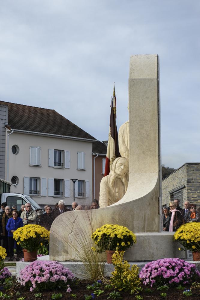 Jurançon WWI memorial.