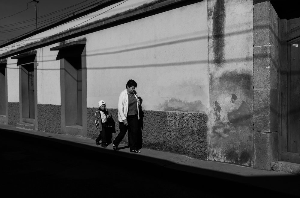 Wandering the Streets