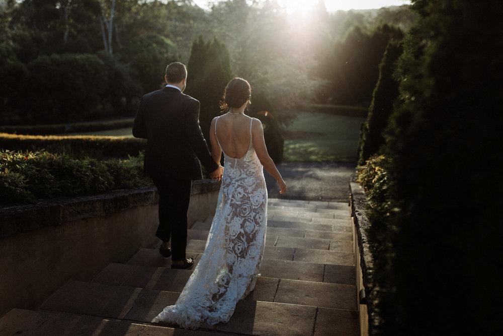 Lauren & Adam - Centennial Vineyards Wedding