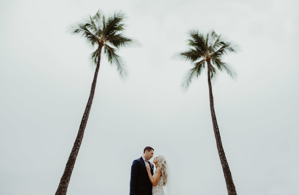 Jayde & Jamie - Hawaiian Elopement