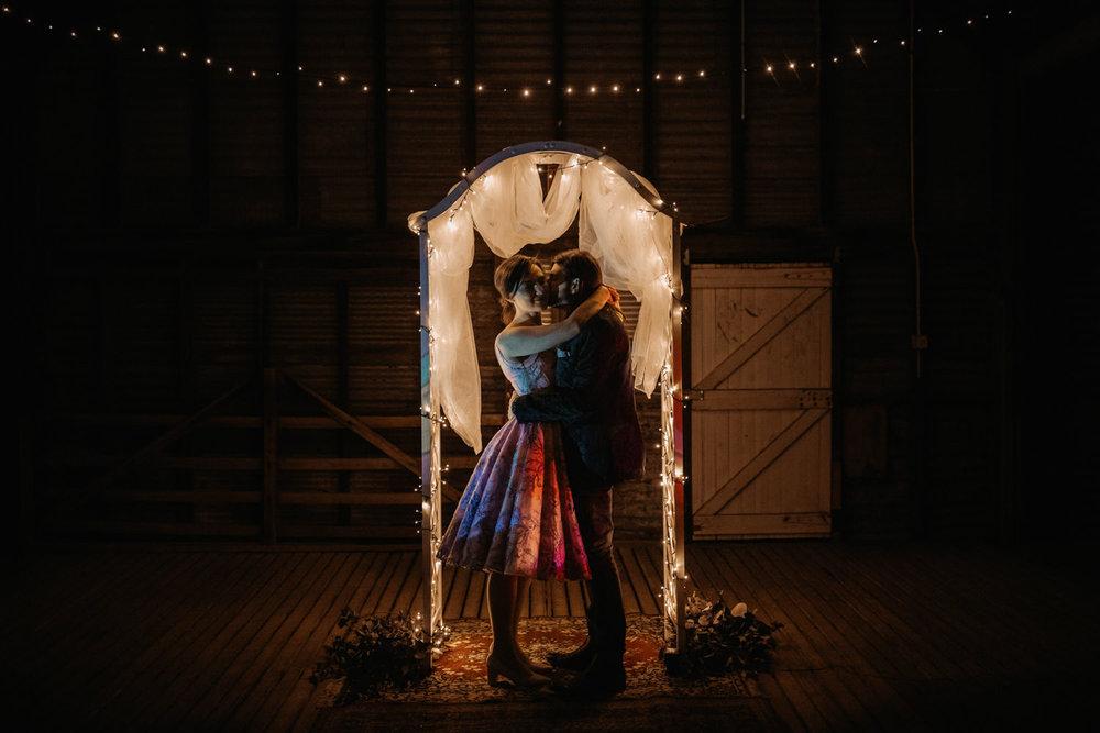 Laura & Pete - A festival of love, Yarralumla Woolshed