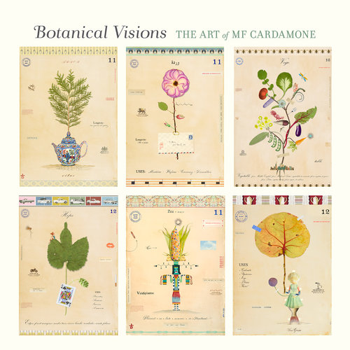 BOOK: BOTANICAL VISIONS