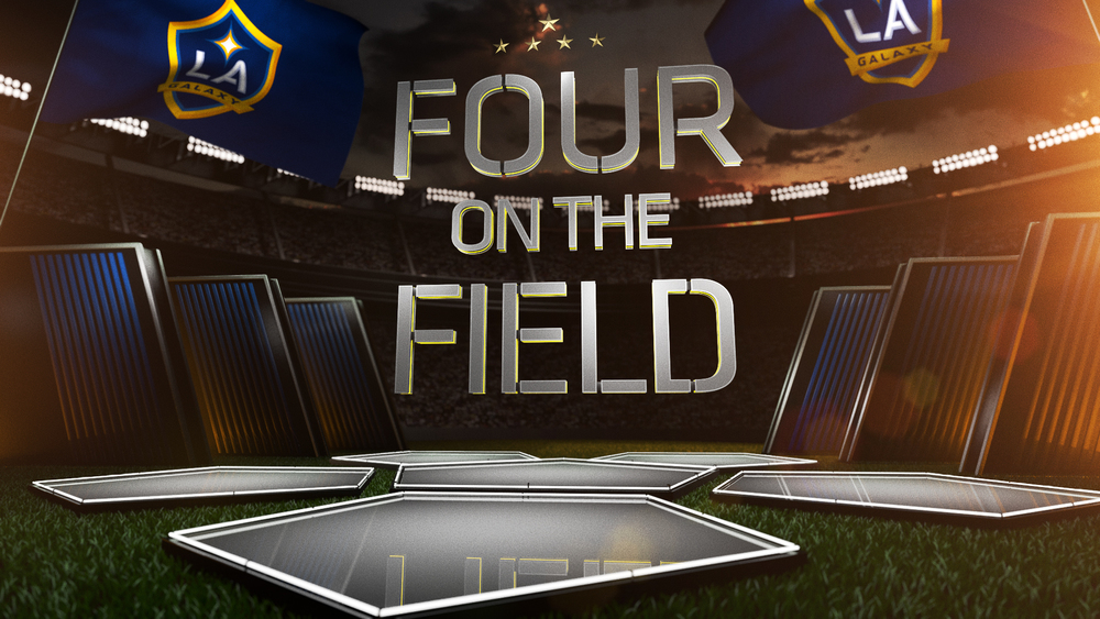 Four on the Field