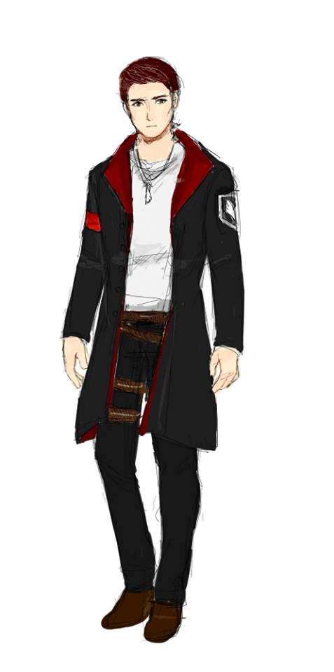 The protagonist himself!