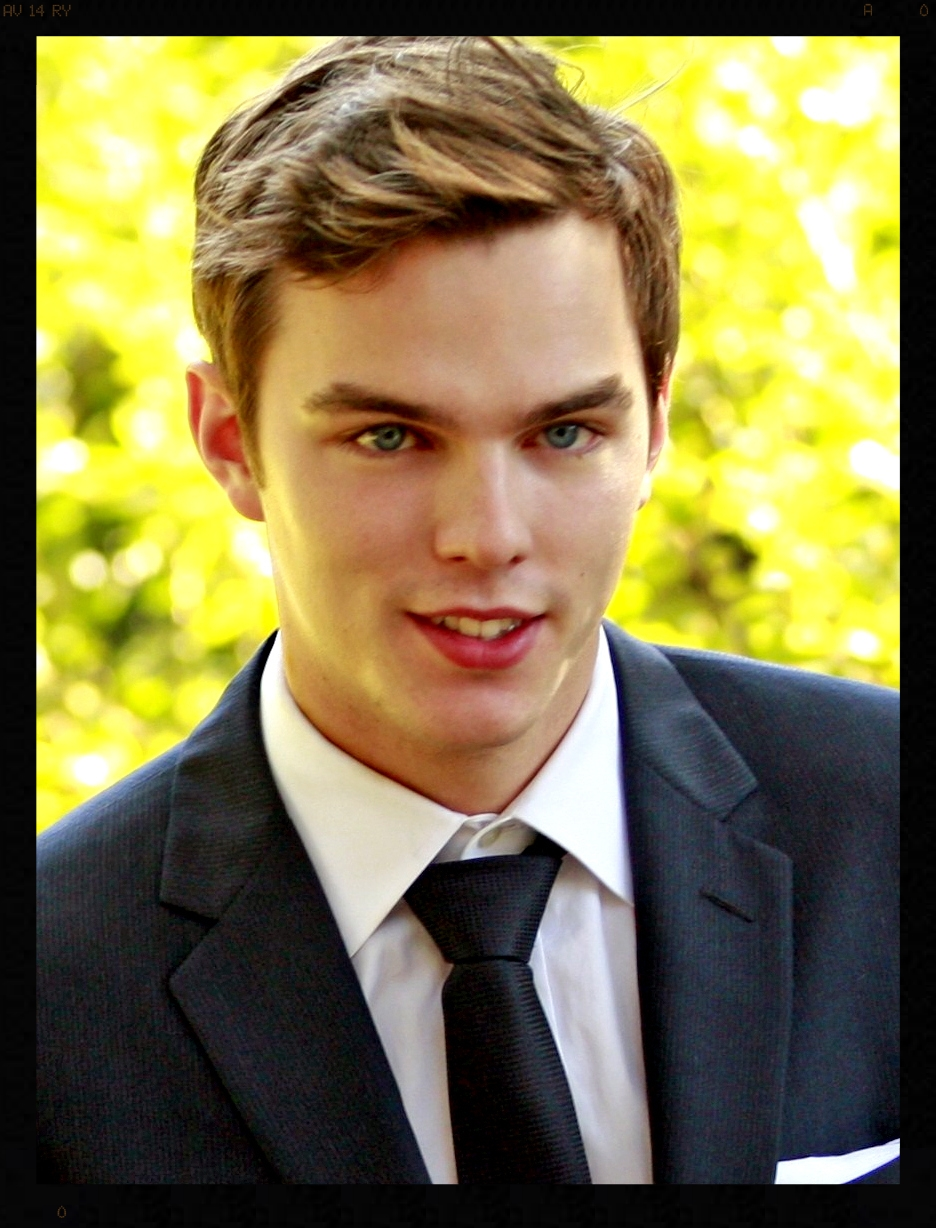 Matthew Cunningham played by Nicholas Hoult
