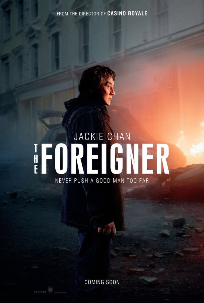 1. The Foreigner