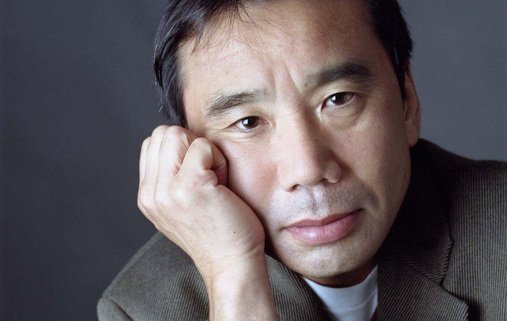 Mr. Haruki Murakami.