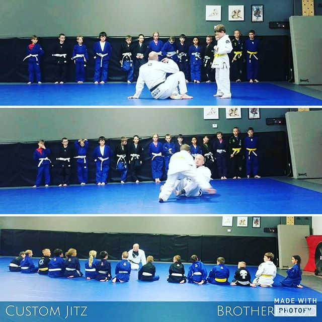 Friday night Mat Giants! #bjj #jiujitsu #custom 📷- @cameroos_mom thanks for the bomb photo!