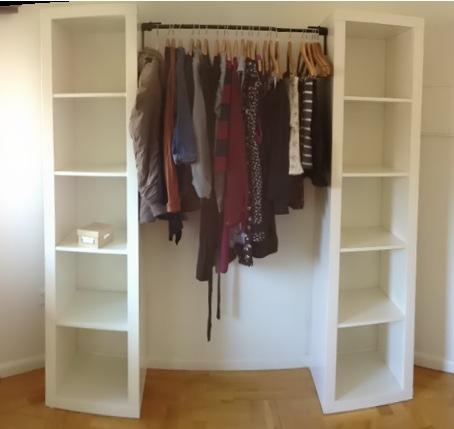 DIY Wardrobe