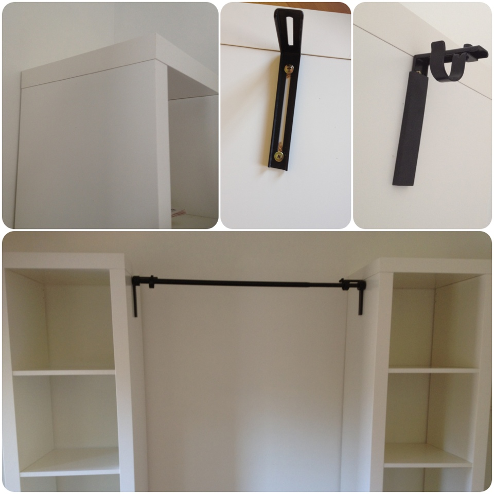 DIY Wardrobe - Process