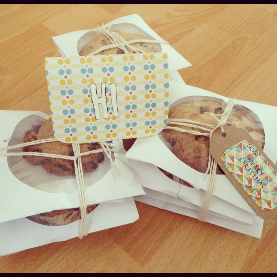 Cookies and Card - My favourite