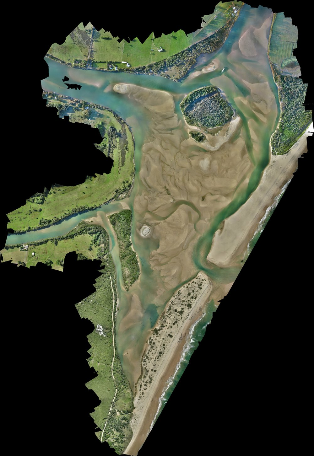 Farquhar Inlet estuary management