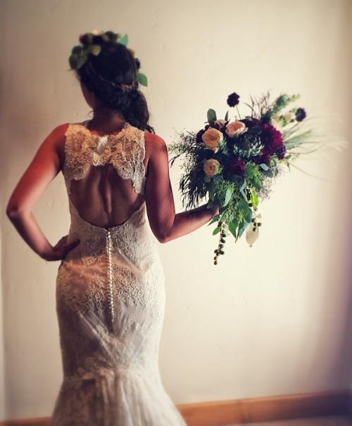 Sexy back | Jaclyn K. Nesbitt