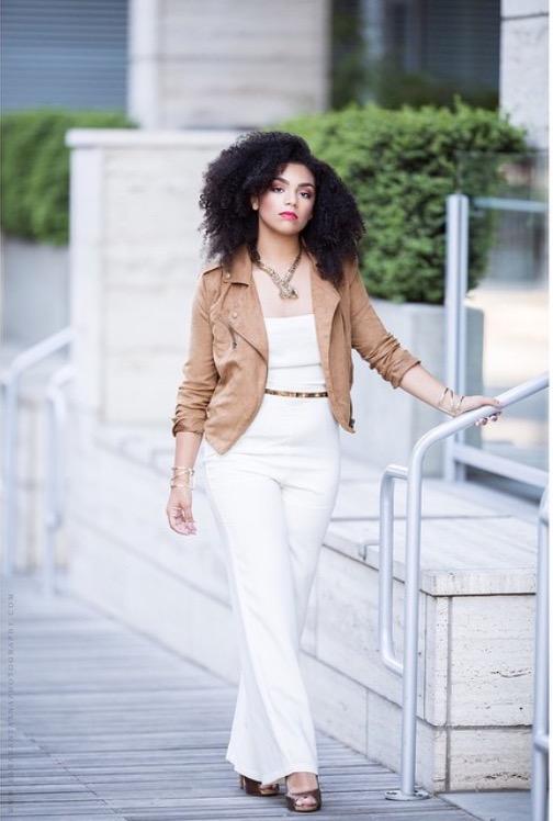 Hair, Make Up, Styling: Anisa Marie  Model: Yasmin Jones