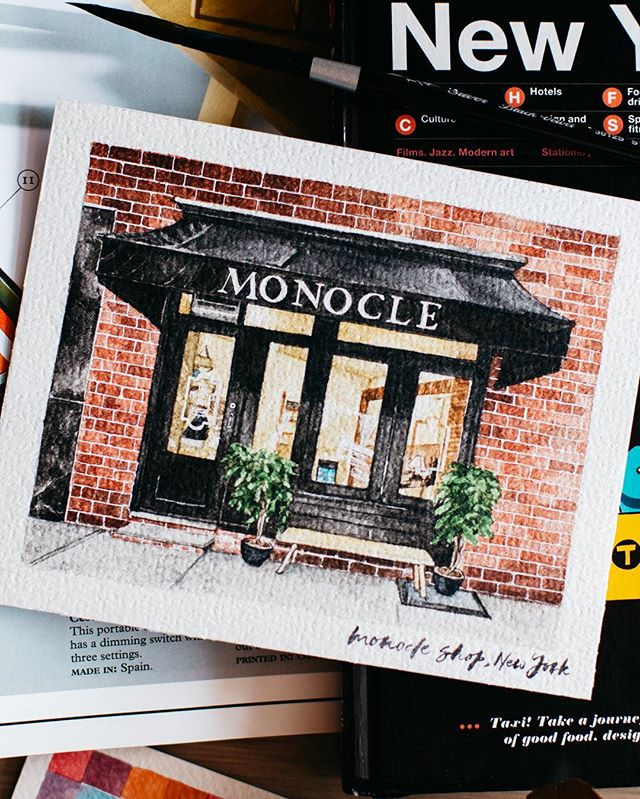Monocle New York 🔎🇺🇸