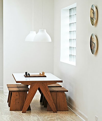 Timber tables, chair, stools and bench tops make the perfect addition to any room.