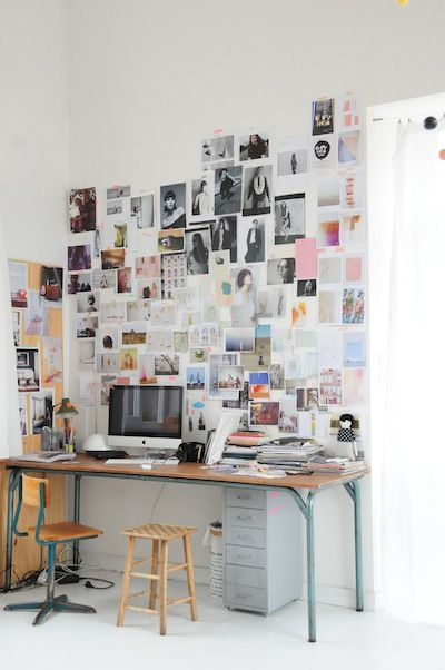 Office Space Surrounded By Inspiration