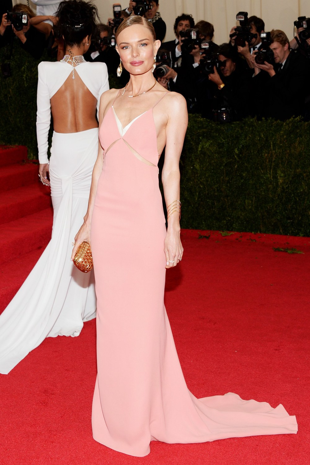 Kate Bosworth looking stunning in a dress by Stella McCartney