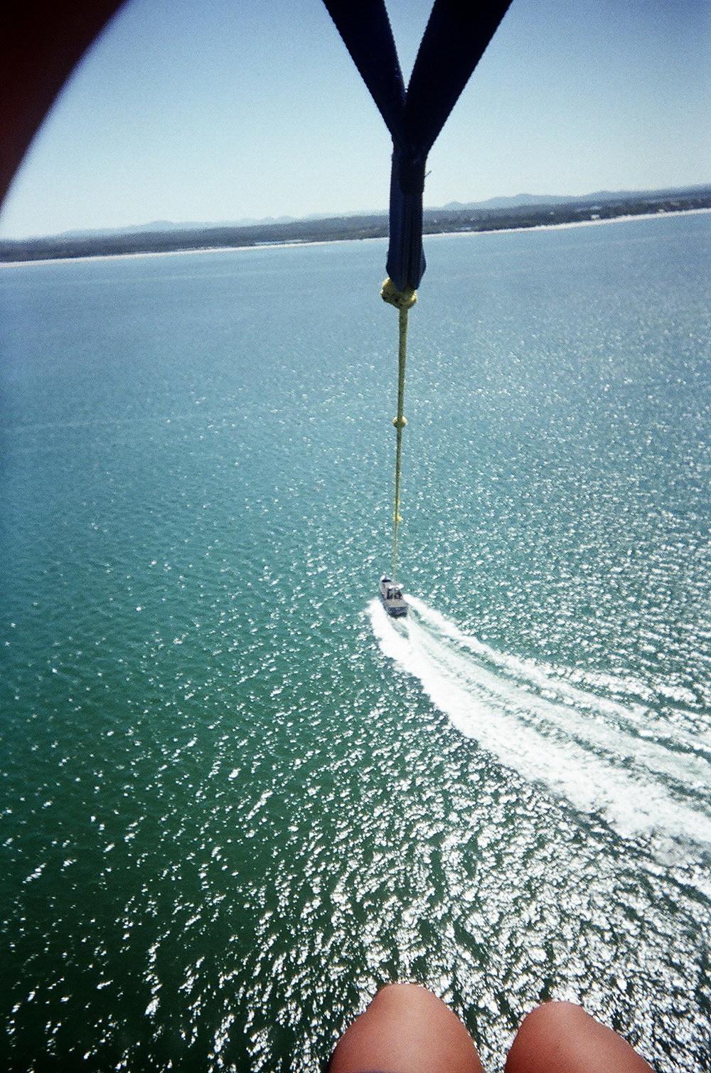 Para-Gliding, Port Stephens 2008
