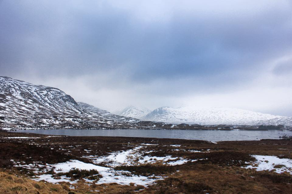 Glen Coe, Scottish Highland 2015