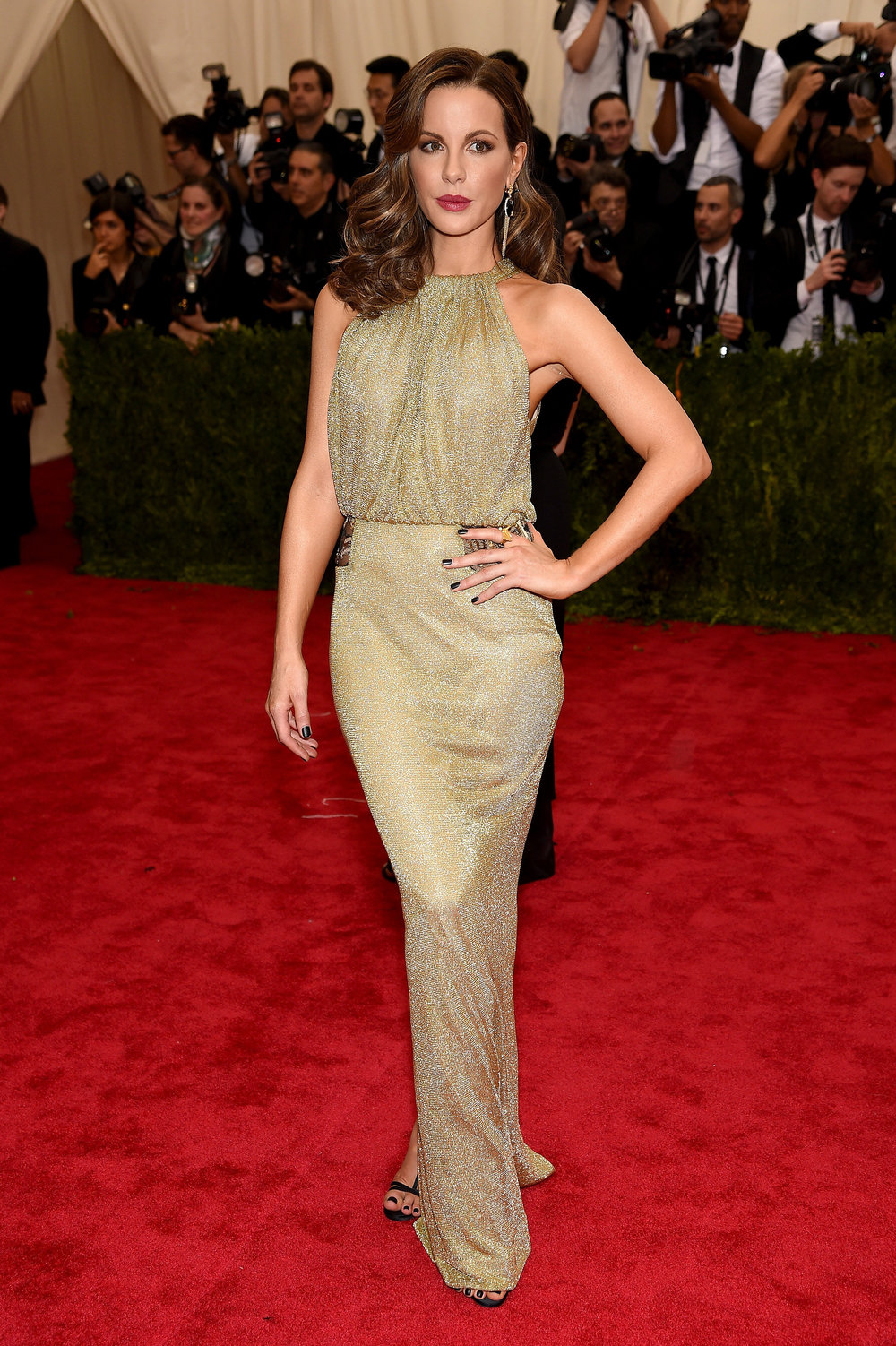 Kate Beckinsale in Diane Von Furstenberg