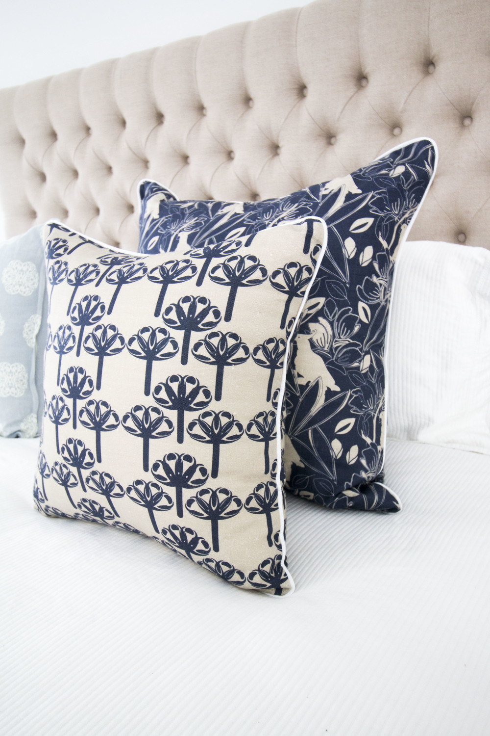 Product Photography & Styling   Cushions -  Lee & Allan Design   Private Residence - Casuarina, NSW