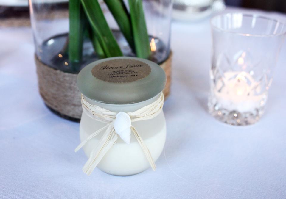 Product Photography  Penny Lane Candle Co
